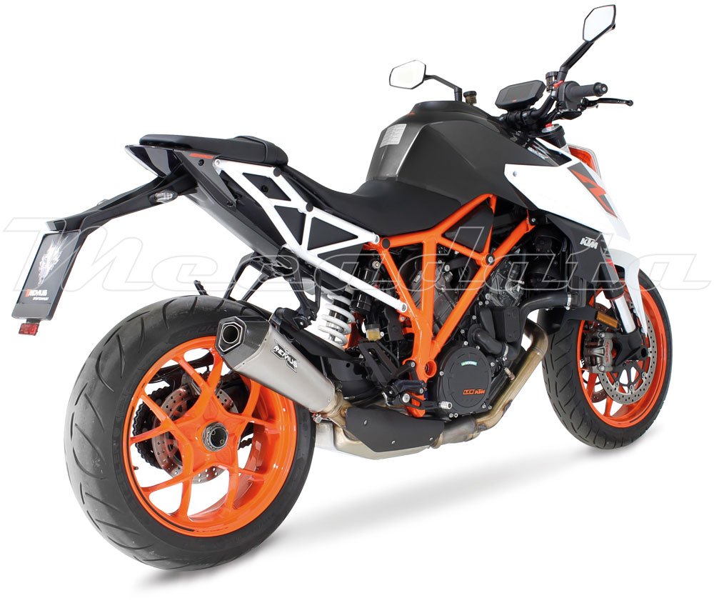 tube de suppression catalyseur remus ktm 1290 super duke r 2017. Black Bedroom Furniture Sets. Home Design Ideas